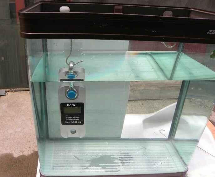 3T無線測力儀價格-高精密防水拉壓測力計